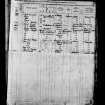 Copley 1905 Passenger List