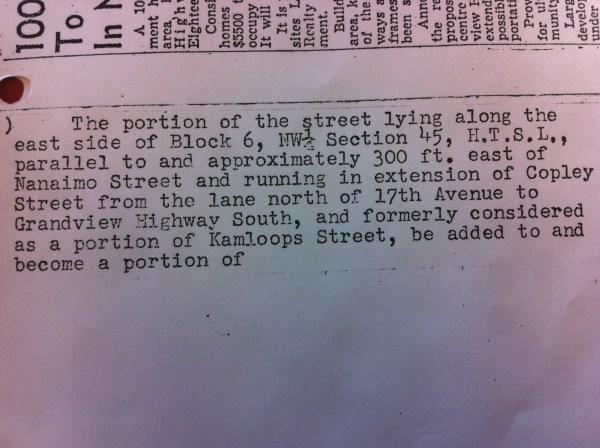 March 19, 1947 Copley1